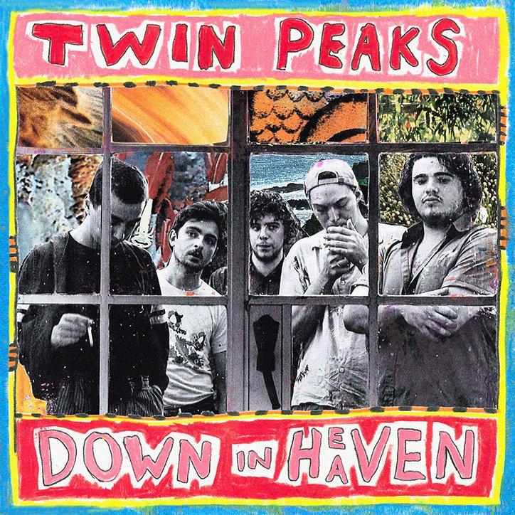 Clay Frankel Of Twin Peaks Discusses His Purposefully Sloppy Artwork