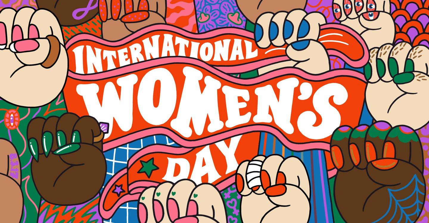 Introducing International Women's Day on It's Nice That