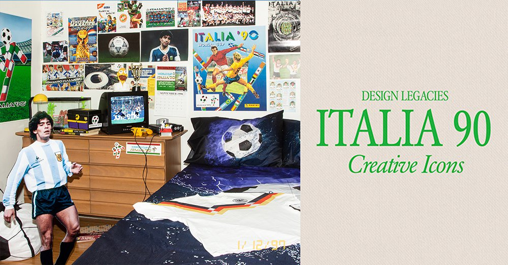 Behind the mascot, the poster and kits: How the 1990 Italian World Cup flagged a new era for football