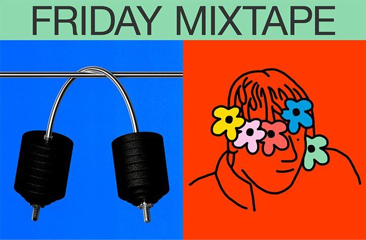 Friday Mixtape   It's Nice That