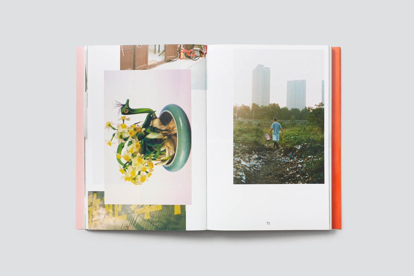 Michael Bodenmann's latest book creates a non-linear pictorial tapestry of his time in China