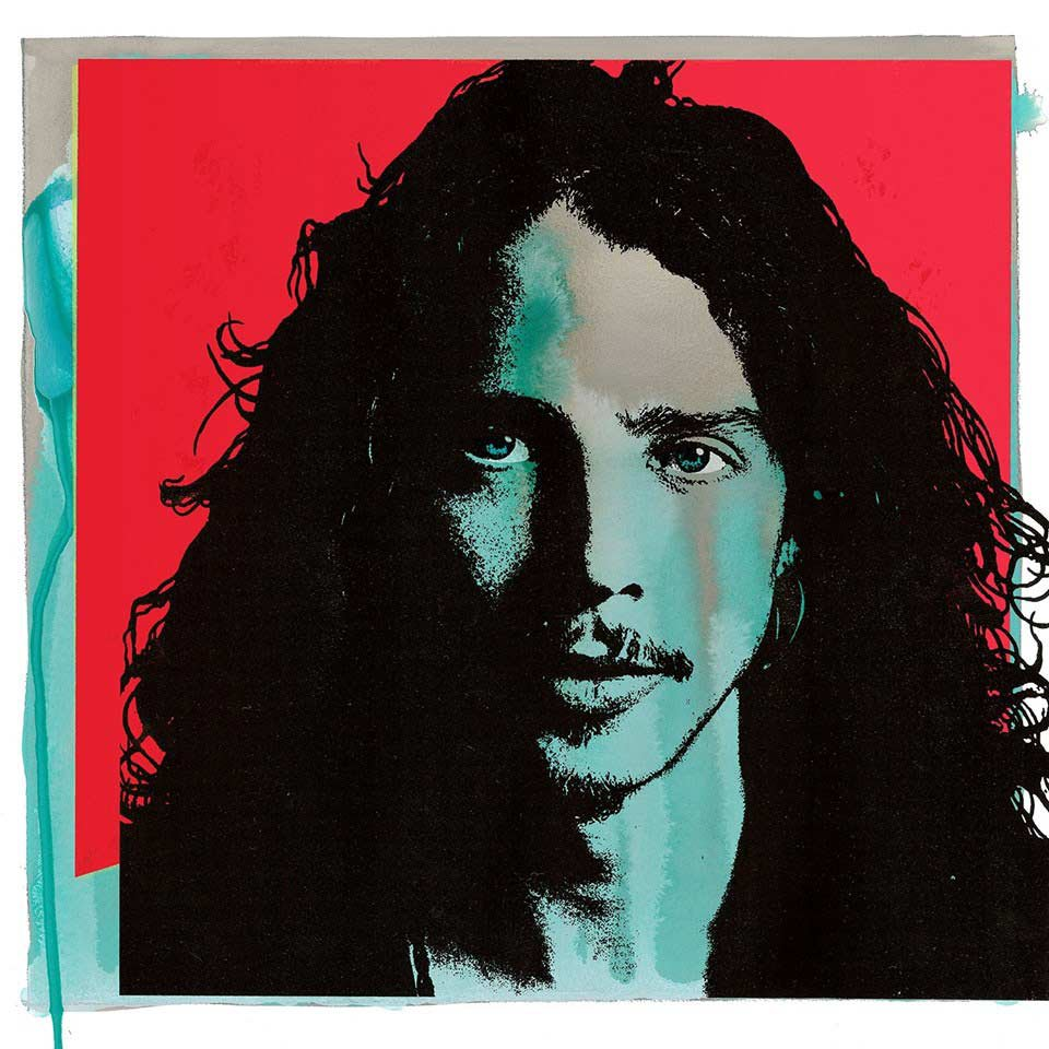 This year's Grammy for best artwork is a posthumous homage to Chris Cornell