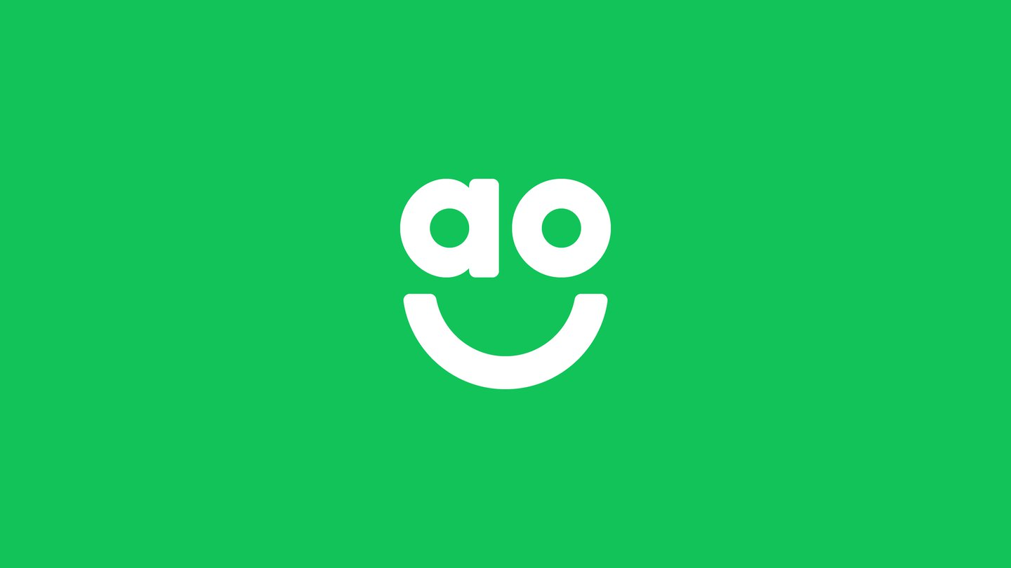 DesignStudio rebrand AO, conveying the passion, high energy and personality of the brand