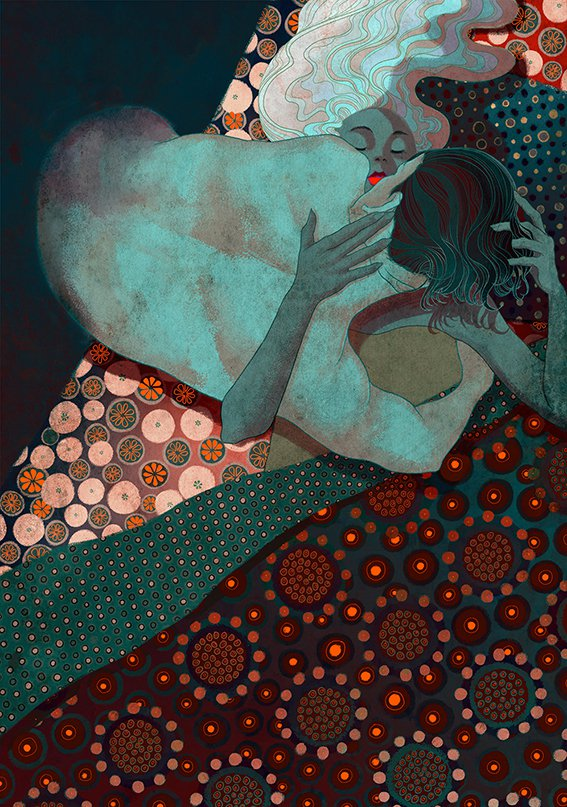 Meet Mikki Lee, the winner of this year's Book Illustration Competition