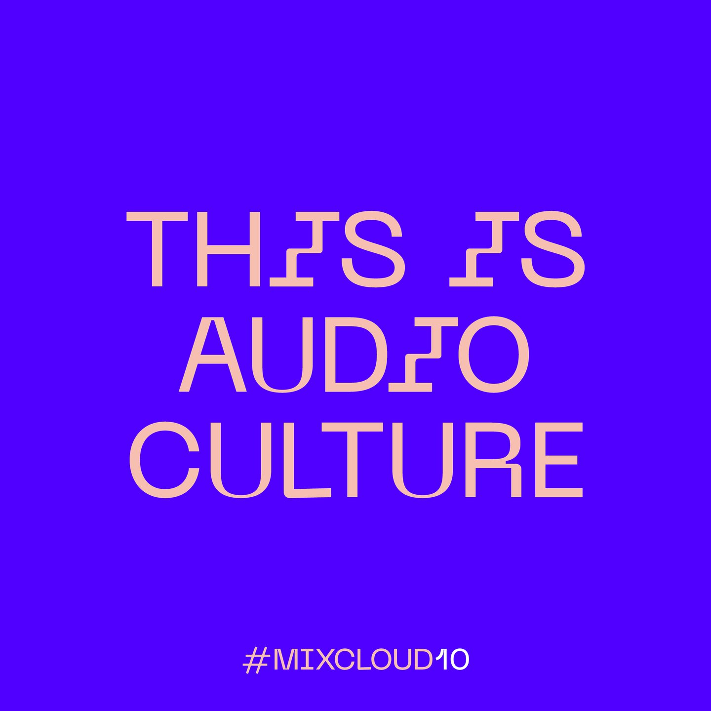 The Mixcloud rebrand by Studio Output visualises the connecting power of music